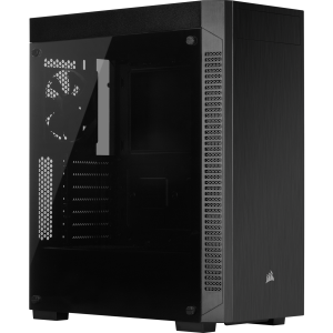Corsair 110R Tempered Glass ATX Gaming Case