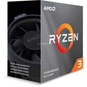 AMD Ryzen 3 3100 4-Core 8 Threads AM4 Processor