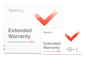 Synology Extended Warranty from 3 years to 5 years EW202 for DS2419+, RS818+, RS2418+