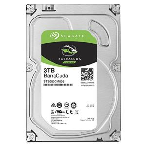 Seagate BarraCuda 3TB 3.5