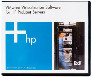 HP VMWARE VPSHERE ESSENTIALS PLUS 6P 1YR PHYSICAL