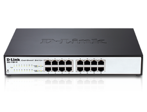 D-Link 16-Port Gigabit Easysmart Switch