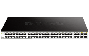D-Link 52-Port Gigabit Websmart Switch