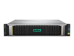 HPE MSA2050 8PRT COMBO 1/10GB(ISCSI) 8/16GB(FC) CNTR(2) SFF(0/24) ARRAY NEBS DC-POWER 2U-RACK