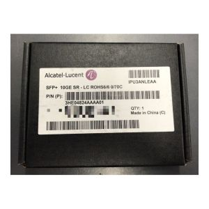 Alcatel-Lucent Nokia SFP+ 10GE SR-LC 3HE04824AAAA01