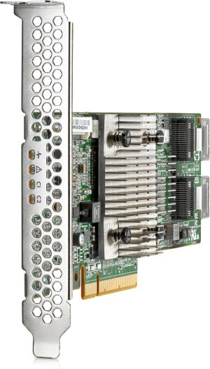 HP H240 PCIe SAS 12GB HBA -SINGLE PORT INTERNAL(1)