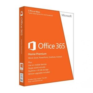 Microsoft Office 365 Home (32/64 Bit) - (ESD) Electronic License