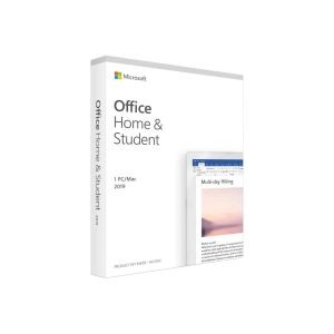 Microsoft OffIce Home And Student 2019 English APAC DM 1 LIcense Medialess P6
