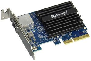 Synology E10G18-T1 Single-port, high-speed 10GBASE-T/NBASE-T add-in card