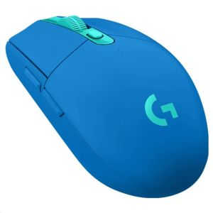 Logitech G305 Lightspeed Wireless Gaming Mouse Blue