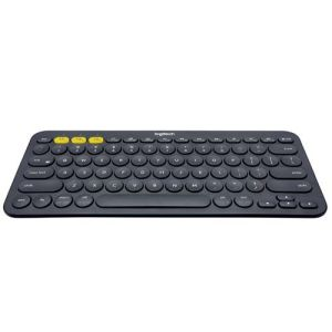 Logitech K380 Grey Multi-Device Keyboard - 1 Year Warranty