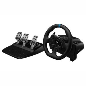 Logitech G923 Racing Wheel And Pedals For PS4/PC True Force