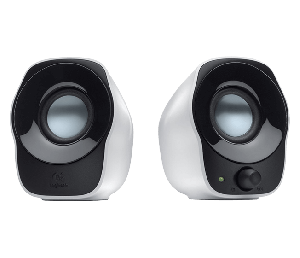 Logitech Z120 Stereo Speakers,USB Port For Power And 3.5Mm Input For Audio - 2 Year Warranty