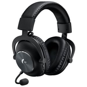 Logitech Pro X Wireless 7.1 DTS SRS Gaming Headset Pro G 50mm Driver 2.4GHZ