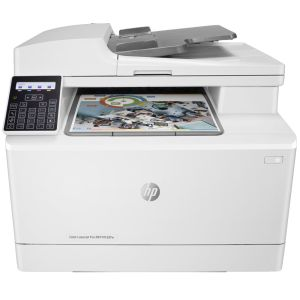 HP LaserJet Pro M183fw Color MFP Printer Copy Scan Fax 7KW56A
