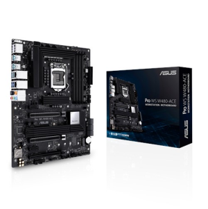ASUS PRO WS W480-ACE ATX Workstation Motherboard LGA 1200