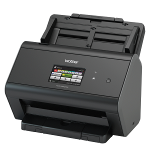BROTHER ADVANCED DOCUMENT SCANNER High Speed (30pp) NETWORK SCANNER, w/ Touchscreen LCD & WiFi