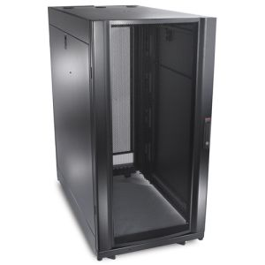 APC NetShelter SX 24U 600MM/1070MM Enclosure with Sides and Closed Roof Black