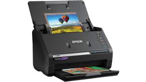 Epson B11B237501 Fast Foto FF-680W A4 Colour Wireless Photo Scanner