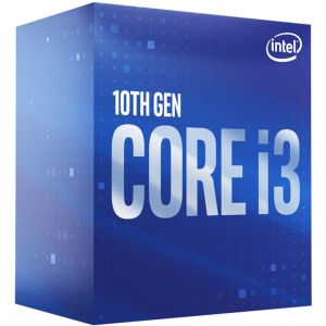 Intel Core i3-10100 Quad Core LGA 1200 3.60GHz CPU Processor