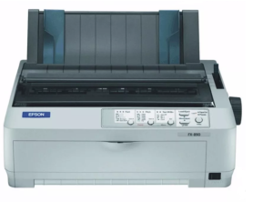 Epson FX-890 9 Pin 680CPS Dot Matrix Printer