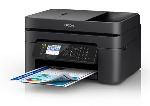 Epson Workforce 2850 Inkjet Multifunction Printer