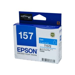 Epson Cyan Ink Cartridge R3000