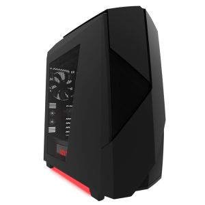 NZXT Black Noctis 450 Mid Tower Chassis (USB3)