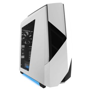 NZXT White Noctis 450 Mid Tower Chassis (USB3)