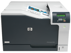 HP LaserJet CP5225N Colour Printer 20ppm A4 10ppm A3 600X600 DPI Network 1 Year