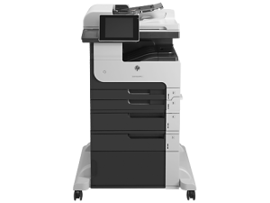HP LaserJet M725F Mono Printer MFP 20ppm A3 40ppm A4 Network Auto Duplex Extra Tray 1 Year