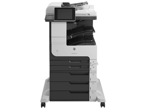 HP LaserJet M725Z Mono Printer MFP 20ppm A3 40ppm A4 Network Auto Duplex 3 Trays Stapler 1 Year