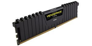 Corsair 16GB (2x8GB) DDR4 2666MHz Vengeance LPX Black Heat spreader AMD RYZEN