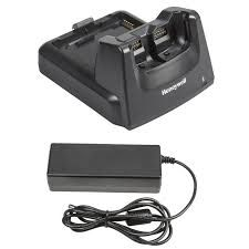 Honeywell Device And Battery Charger With Ethernet For CT50 CT60 1 Bay Dock With PSU No Cord