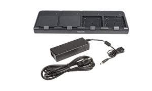 Honeywell Battery Charger For CT50 CT60 4 Bay Dock With PSU No Cord Requires F3A104-Spare