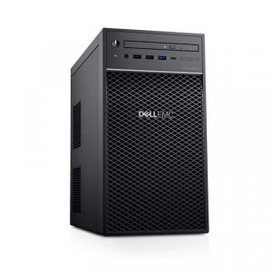 Dell PowerEdge T40 Mini Server Xeon E-2224G 3.4Ghz 4-Core 8GB 1TB SATA-MHP 3-Bay 1YRS 4ET0400301DD