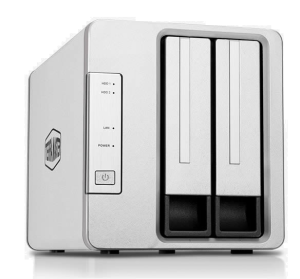 TerraMaster F2-210 2 Bays NAS Network Attached Storage