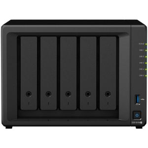 Synology DiskStation DS1019+ 8GB 5 Bays NAS - Diskless