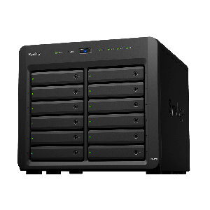 Synology DiskStation DS2419+ 4GB 12 Bays Quad Core NAS - Diskless
