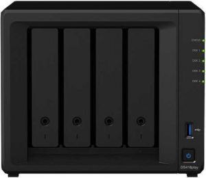 Synology DiskStation DS418play 4 Bays NAS - Diskless