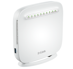 D-Link Wireless N300 ADSL2+/VDSL2 Modem Router