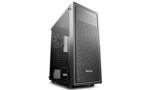Deepcool E-Shield E-ATX PC Case Tempered Glass Side Panel