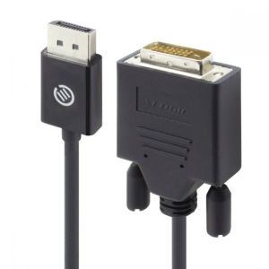 ALOGIC Elements 1m DisplayPort to DVI-D Cable - Male to Male
