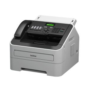 Brother 20ppm Laser Plain Paper Super G3 Fax With Handset