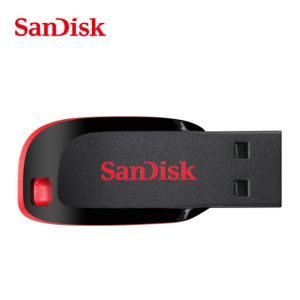 Sandisk Cruzer Blade CZ50 128GB USB Flash Drive