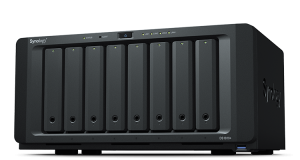 Synology DiskStation DS1819+ 4GB 8 Bays NAS - Diskless