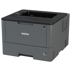 Brother Network Ready High Speed Mono Laser Printer With 2-Sided Printing 40 Ppm 250 Sheets Paper Tray Built-In Network