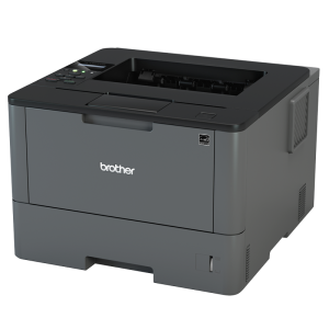 Brother Wireless High Speed Mono Laser Printer With 2-Sided Printing 40 ppm 250 Sheets Paper Tray Built-In Network & WIFI