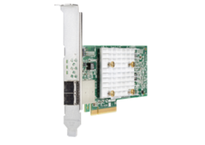 HPE SMART ARRAY E208E-P SR GEN 10 12GB-SAS PCIE EXTERNAL PLUG-IN CONTROLLER