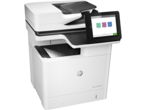 HP LaserJet Enterprise M631DN Mono MFP Printer A4 52ppm 1200X1200 DPI 2 Trays Duplex Network 1 Year